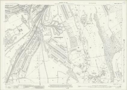 Surrey XX.9 (includes: Coulsdon) - 25 Inch Map