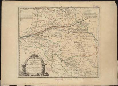 Diocese de l'archevesché de Tours, La Touraine, Les Eslections de Tours, d'Amboise, de Loches, et de Chinon