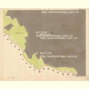 Glöckelberg - c9317-3-010 - Kaiserpflichtexemplar der Landkarten des stabilen Katasters