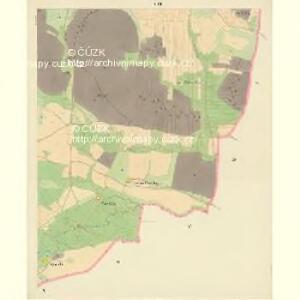 Berlau - c0498-1-008 - Kaiserpflichtexemplar der Landkarten des stabilen Katasters