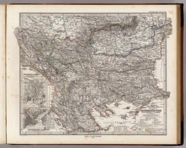Die Europaische Turkei.
