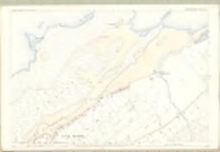 Inverness Skye, Sheet XLI.13 (Strath) - OS 25 Inch map