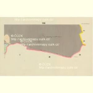 Luschnitz - c4338-1-007 - Kaiserpflichtexemplar der Landkarten des stabilen Katasters