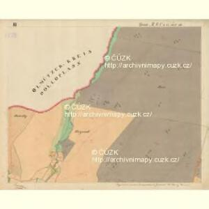 Trschitz - m3142-1-004 - Kaiserpflichtexemplar der Landkarten des stabilen Katasters