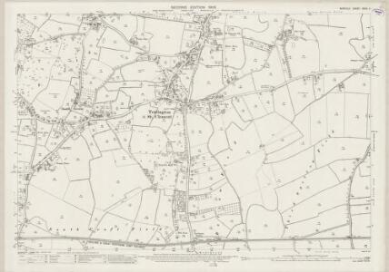 Norfolk XXXII.11 (includes: Terrington St Clement; Tilney All Saints) - 25 Inch Map