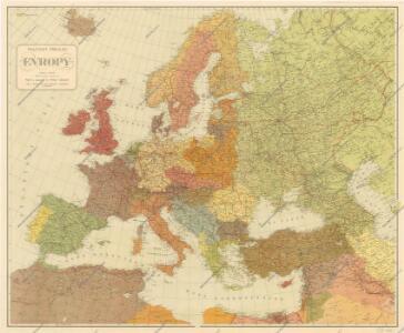 Politický přehled Evropy
