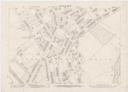 London XV.55 - OS London Town Plan