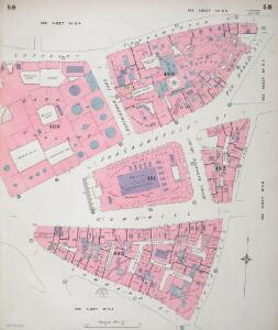 Insurance Plan of City of London Vol. III: sheet 58