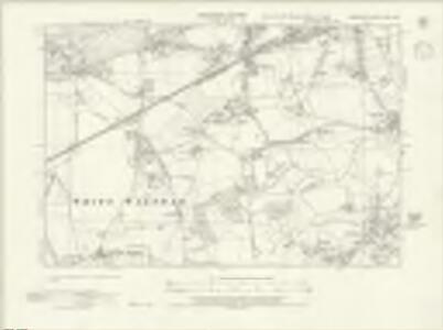 Berkshire XXXI.NW - OS Six-Inch Map