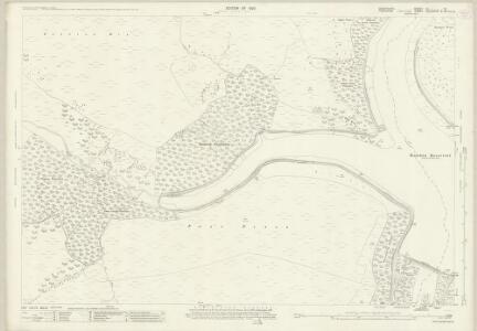 Derbyshire IV.13 (includes: Bradfield; Hope Woodlands) - 25 Inch Map