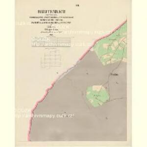 Breitenbach - c6050-2-007 - Kaiserpflichtexemplar der Landkarten des stabilen Katasters