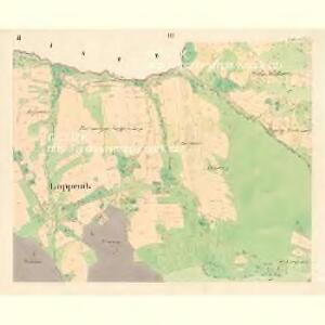 Loppenik - m1606-1-003 - Kaiserpflichtexemplar der Landkarten des stabilen Katasters