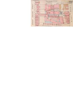Insurance Plan of London Vol. xi: sheet 402-2