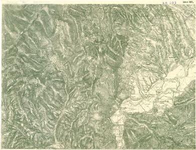 III. vojenské mapování 4561/4