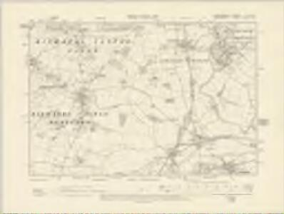 Herefordshire VII.NE - OS Six-Inch Map