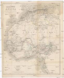 Das nordwestliche Africa