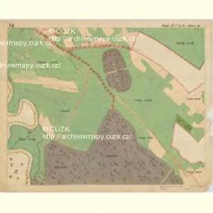 Lunderburg - m0243-1-018 - Kaiserpflichtexemplar der Landkarten des stabilen Katasters