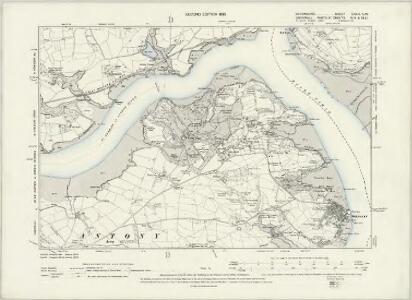 Devonshire CXXIII.SE - OS Six-Inch Map