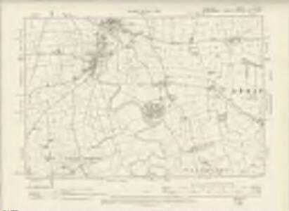 Cheshire LIII.SE - OS Six-Inch Map