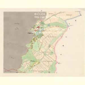 Stockau (Piwonka) - c5794-1-003 - Kaiserpflichtexemplar der Landkarten des stabilen Katasters
