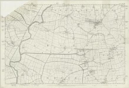 Yorkshire 196 - OS Six-Inch Map