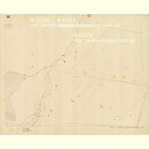 Trschitz - m3142-1-005 - Kaiserpflichtexemplar der Landkarten des stabilen Katasters