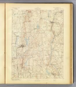12. Tolland sheet.