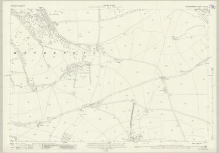 Gloucestershire XXVII.14 (includes: Dowdeswell; Whittington; Withington) - 25 Inch Map