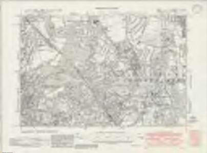 Kent VIII.SW - OS Six-Inch Map