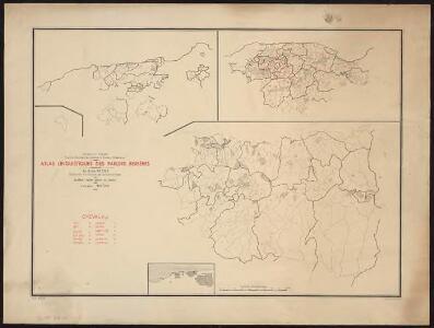 Atlas linguistique des parlers berbères. Algérie, Territoires du Nord. Cheval (Sg)