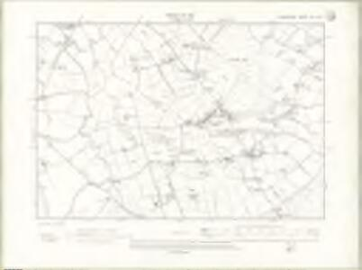 Lanarkshire Sheet XX.SW - OS 6 Inch map