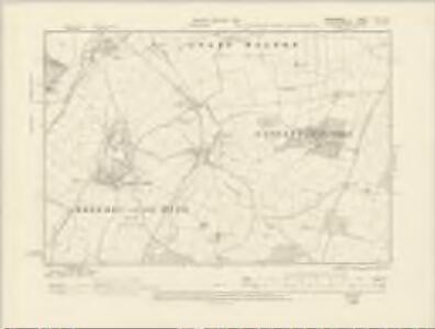Derbyshire LVIII.SE - OS Six-Inch Map