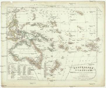Australien oder Oceanien