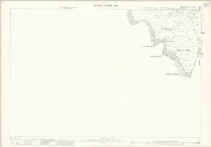 Caernarvonshire XLVI.2 (includes: Aberdaron) - 25 Inch Map