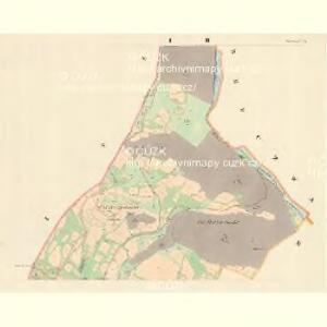Hazowitz - m0679-1-001 - Kaiserpflichtexemplar der Landkarten des stabilen Katasters
