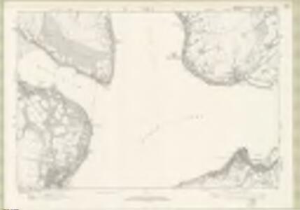 Dunbartonshire Sheet n XVI - OS 6 Inch map