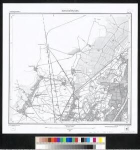 Meßtischblatt [7312] : Kinzigmündung, 1886