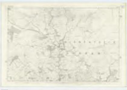 Kirkcudbrightshire, Sheet 25 - OS 6 Inch map