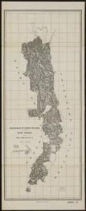 Demarcacion de limites con Chile. Plano general de la sub-comision n°2