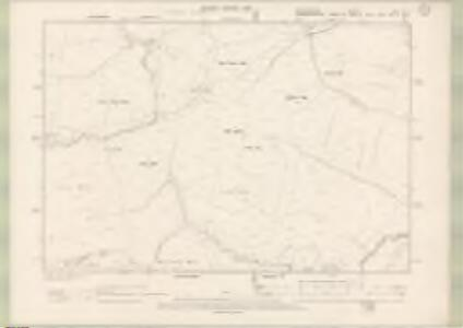 Selkirkshire Sheet XXI.NE - OS 6 Inch map