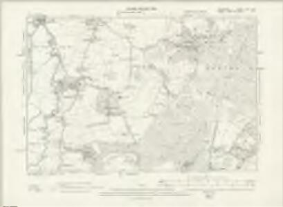 Middlesex VIII.NW - OS Six-Inch Map