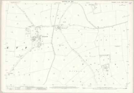 Yorkshire CLXIII.9 (includes: Barmston; Skipsea; Ulrome) - 25 Inch Map
