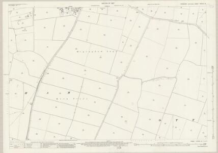 Yorkshire CCXLII.13 (includes: Keyingham; Ottringham) - 25 Inch Map