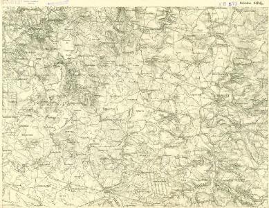 III. vojenské mapování 4454/4
