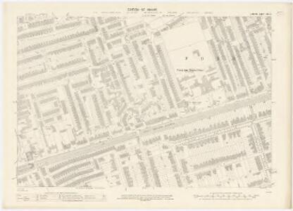 London VIII.3 - OS London Town Plan
