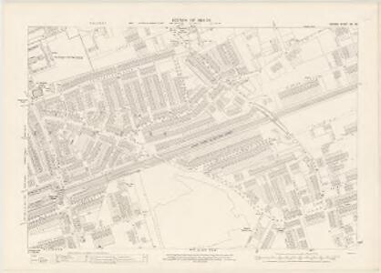 London VIII.25 - OS London Town Plan