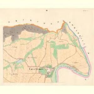 Rzimau - c6721-1-002 - Kaiserpflichtexemplar der Landkarten des stabilen Katasters