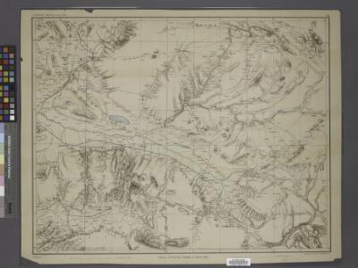 Sheet 8. 1: 250,000. / dressée par Henri Kiepert d'après ses propres observations et d'autres levées pour la plupart inédites = Map of the western part of Asia Minor