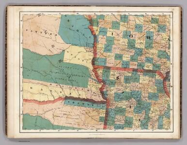Nebraska, Kansas, Iowa, Missouri.