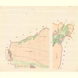 Augezd - m3213-1-001 - Kaiserpflichtexemplar der Landkarten des stabilen Katasters